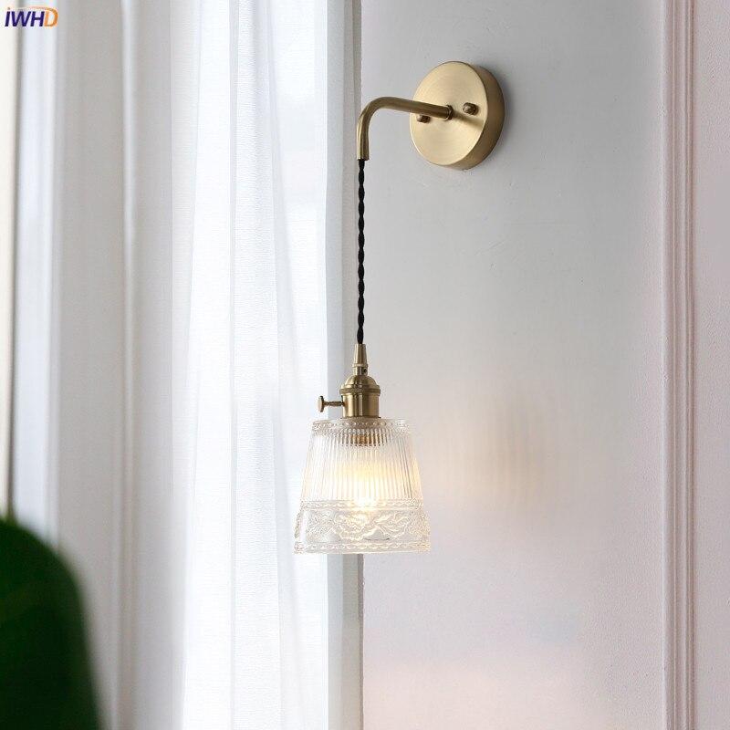 Casa Quarto Iluminação de Parede Lâmpada de