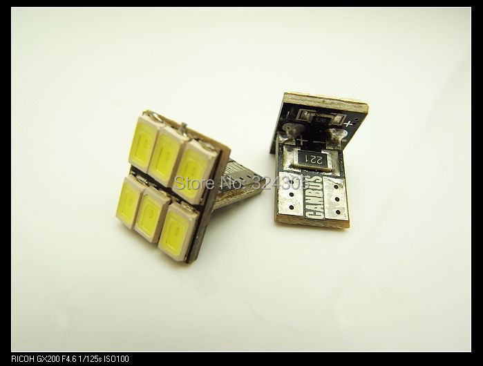 online get cheap smd circuit boards com alibaba group 100 x t10 w5w error circuit board 168 194 5630 5730 6smd 6 smd led