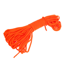 30m/100ft Strong Reflective Water Life Saving Floating Rope Line Lifeguard Rescue Life Saving Rope Cord Lifesaving Line 30m life saving rope float line swimming snorkeling safety kit outdoor water sports safety products for life buoy raft orange