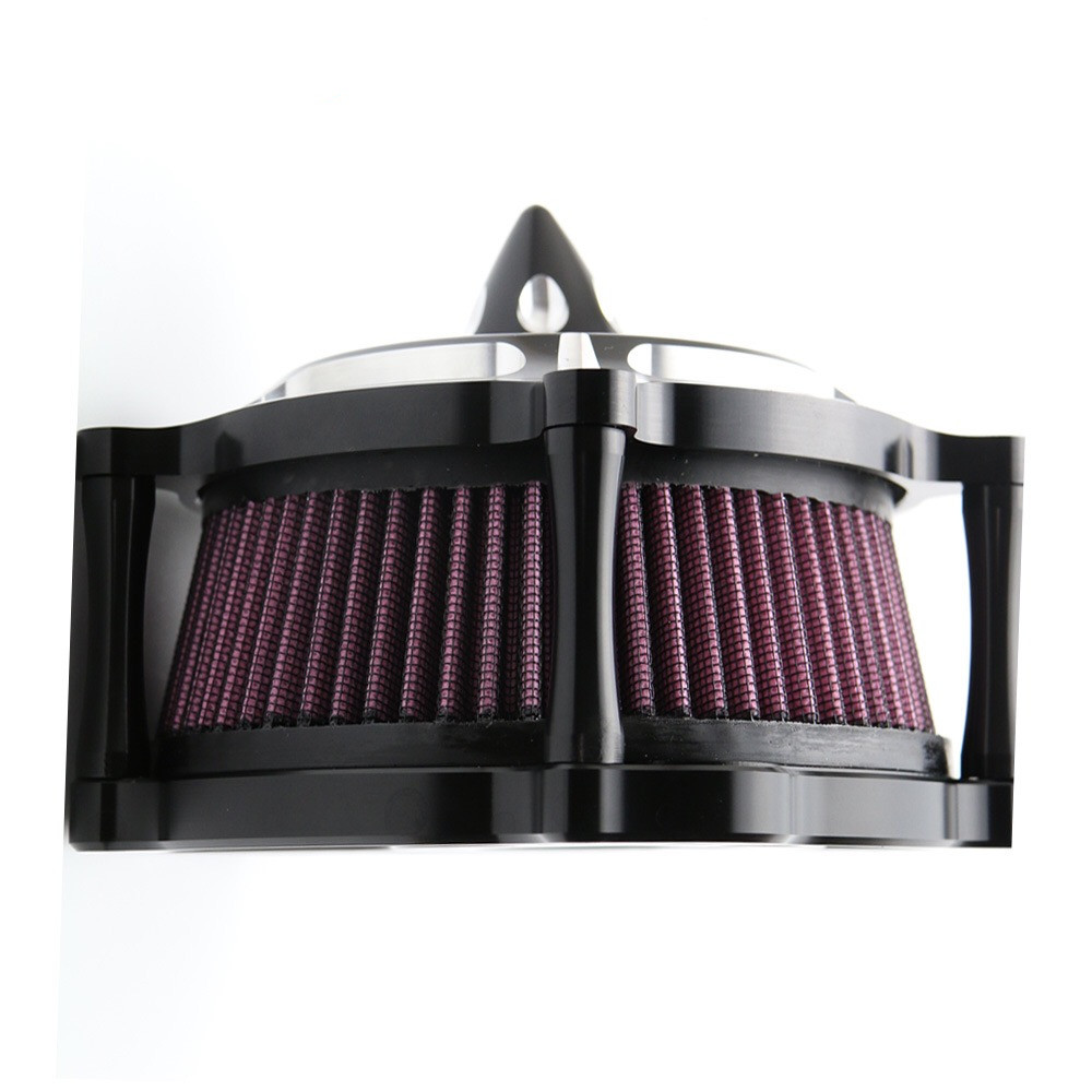 Image 4 - Motorcycle Air Filters Turbine Air Cleaner Intake Filter for Harley Sportster XL883 XL1200 1991 2011 2012 2013 2014 2015 2016-in Air Filters & Systems from Automobiles & Motorcycles