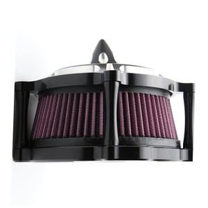 Image 4 - Motorcycle Air Filters Turbine Air Cleaner Intake Filter for Harley Sportster XL883 XL1200 1991 2011 2012 2013 2014 2015 2016
