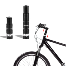 Велосипедная вилка из алюминиевого сплава, удлинитель для руля, удлинитель для велосипеда, велосипедного руля, адаптер для руля