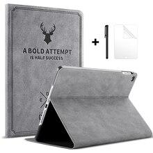 Чехол для iPad Air 1 2 5 6 Магнитный стенд из искусственной кожи чехол Smart Cover для нового iPad 9,7 5th 6th поколения, коксовое покрытие