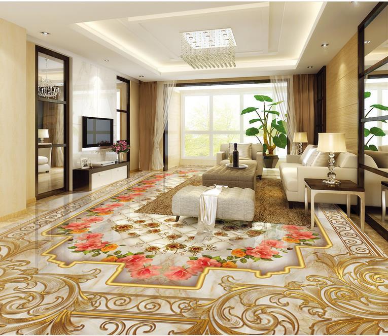 Golden vloertegels koop goedkope golden vloertegels loten for Room design in nepal