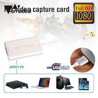 Capture Card HDMI To USB 3.0 Video Capture Board Video Capture Card 1920*1280 for Notebook Computer