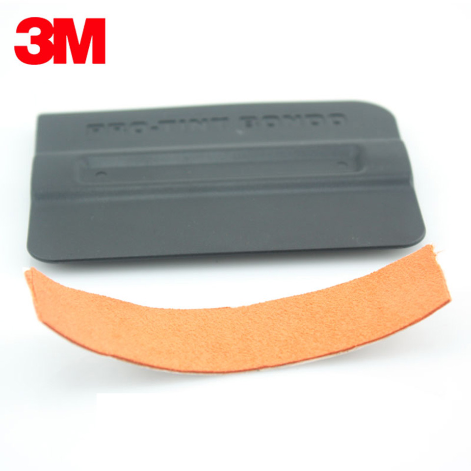 Image 3 - 10cm*2.5cm 3m orange window guide tape felt to duce or eliminate scratches in window film tinting MO 187 3-in Car Stickers from Automobiles & Motorcycles