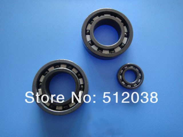 Si3N4  Full Ceramic 6003 Ball Bearings 17mm*35mm*10mm Bearing 20mm bearings 6004 full ceramic si3n4 20mmx42mmx12mm full si3n4 ceramic ball bearing