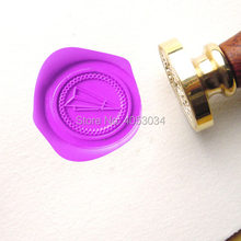 Wax Stamp Seal Stamping PAPER PLANE AERO Wax Seal Stamp Wax Seal Stamp Kit Wedding Invitation Seals(China)