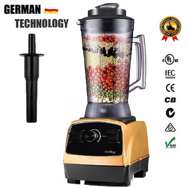 2800 w BPA libero 3.3HP 4L Heavy Duty Commerciale Blender di Potenza Professionale Blender Mixer Spremiagrumi Robot da Cucina Giappone Lama