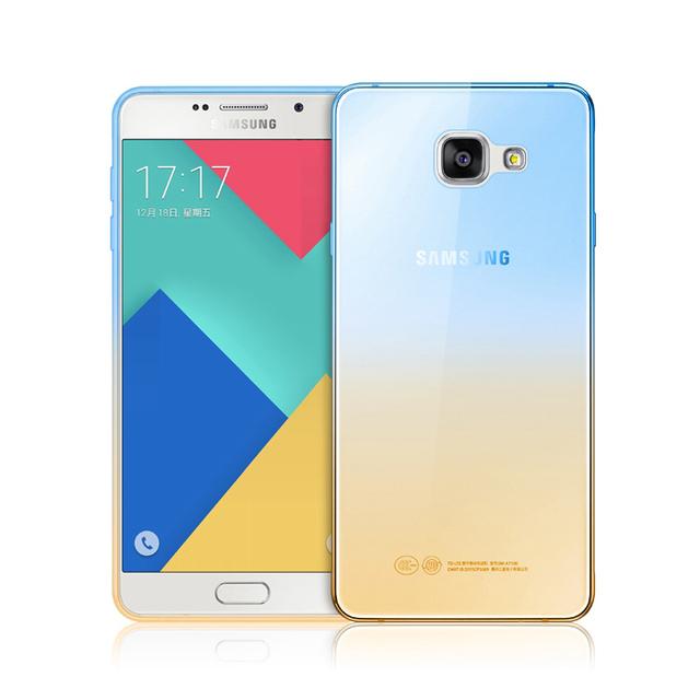 Miękkie kolorowe etui Samsung