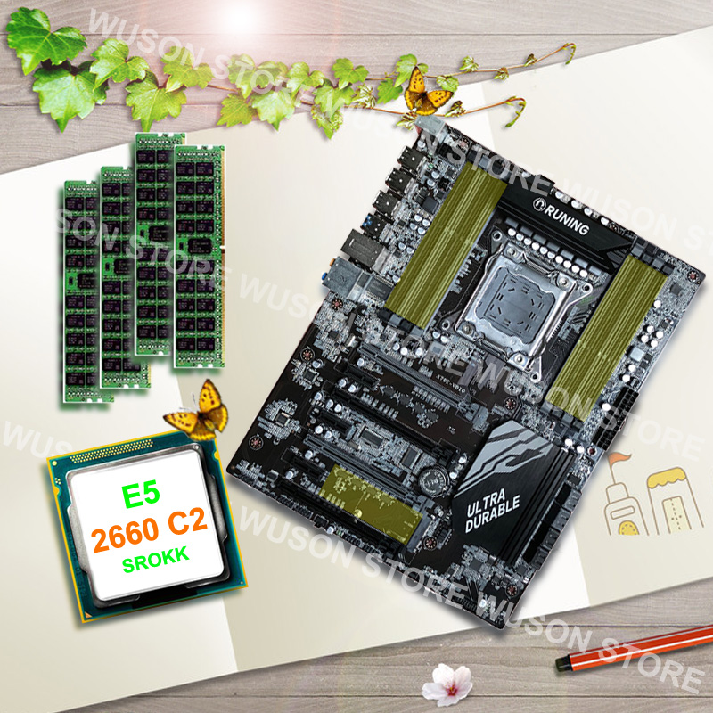 Aliexpress.com : Buy Runing Super X79 Gaming Motherboard 8