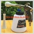 Black/preto tornador cleaning gun , high pressure car washer tornador foam gun,car tornado espuma tool
