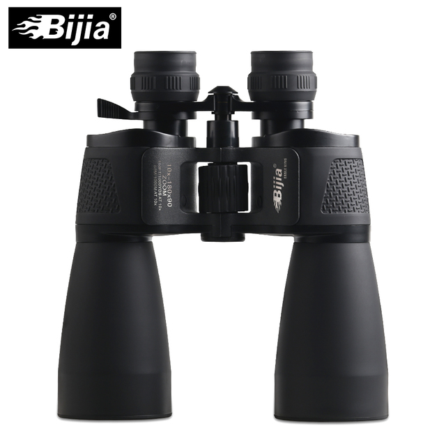 BIJIA 10-180X90 long range zoom hunting Telescope professional binoculars high definition living waterproof