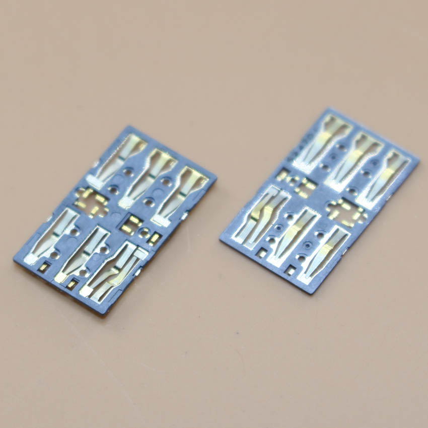 YuXi 1pcs/lot replacement for OPPO R5 R8107 R8109 sim card reader holder socket tray slot module.