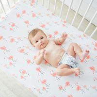 1 개 아기 침대 시트 100% 면