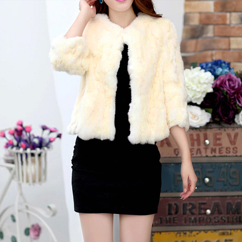 Women Faux Fur Coat Open Front Fluffy Thick 2019 Warm Winter Outerwear Jacket Overcoat Fashion Plus Size 3XL Fluffy Fur Jackets