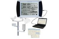 Профессиональные сенсорный экран синоптик Беспроводной температуры и влажности метр Анемометр дождемера бытовой погоды sta