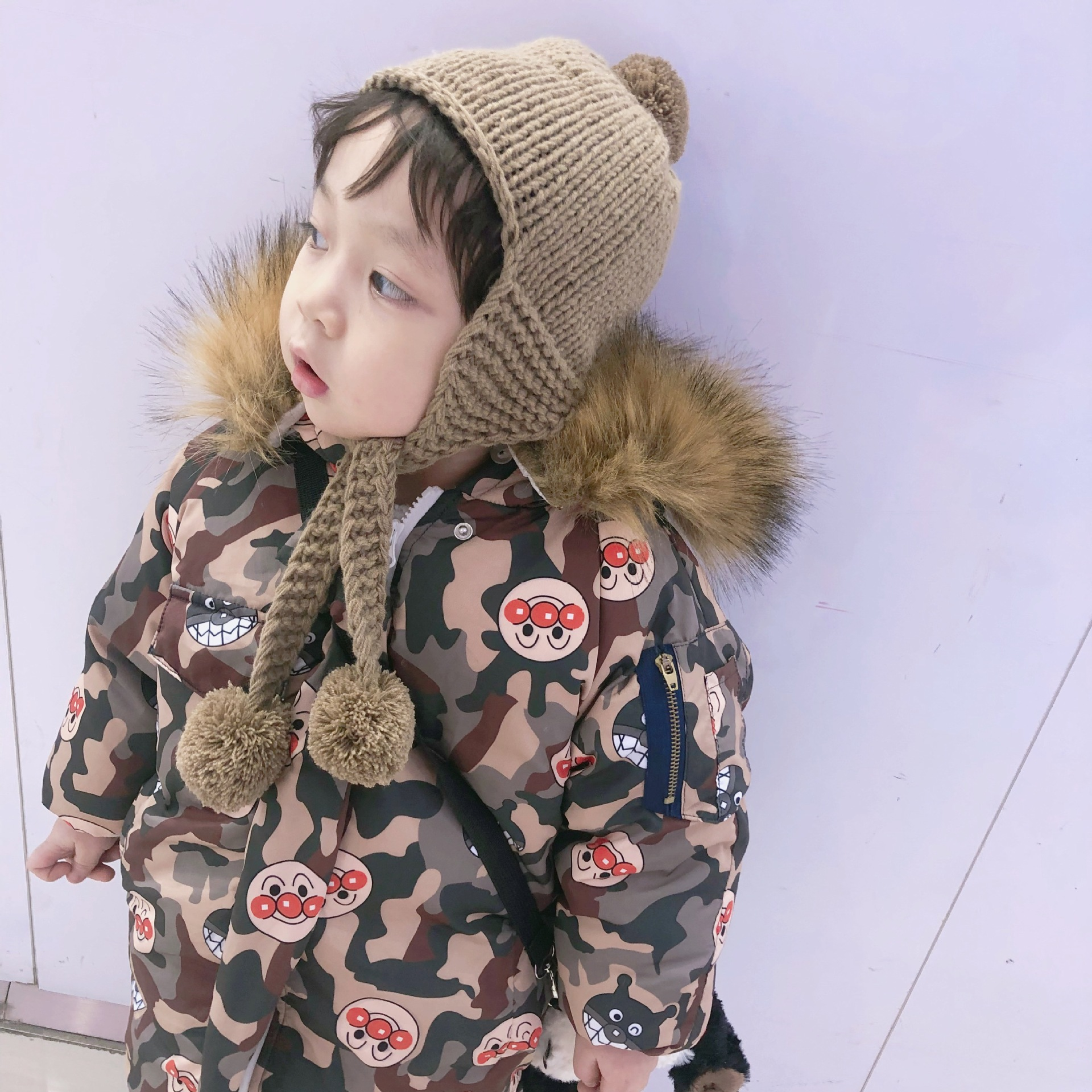 KIDS FUR COAT DOWN COAT BOYS CLOTHING GIRLS CLOTHING CARTOON BOYS CLOTHES WINTER JACKET VETIDOS Christmas clothes 2018 autumn winter boys clothing girls clothing vestidos beau loves new christmas kids clothes children jacket coat down