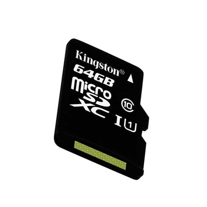 כרטיס זיכרון מיקרו Sd קינגסטון כרטיס מיני Sd 64 gb class10 64 גרם SDHC/SDXC UHS-I כרטיס מיקרו sd נייד כרטיס TF פלאש Memoria טלפון