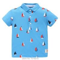 Boys Polo Shirt New 2017 Brand Quality 100 Cotton Summer Baby Polo T Shirt Kids Clothing