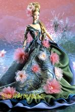 Limited edition of 2013 Fashion Girl dolls, Doll's artist series Water Lily lotus fairy doll Christmas gift suit girl