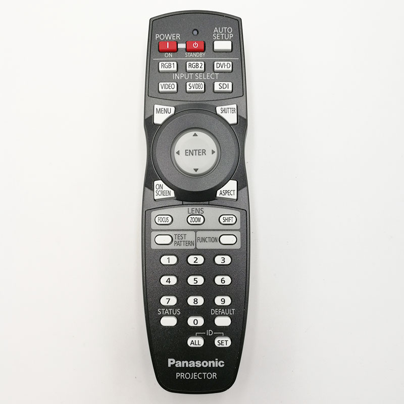 Prix pour Nouvelle télécommande D'origine pour Panasonic PT-DZ6710U PT-DZ6700U PT-DW6300U PT-D6000U PT-D5000U PT-DZ6710 PT-DZ6700 projecteurs
