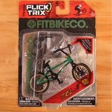 1 Set Mini Zöld FITBIKECO Ujj BMX Kerékpáros Tech Ujj Kerékpárok Játékok BMX Kerékpár Modell Modulok Akció Játékok Játékok Gyerekeknek Ajándékok