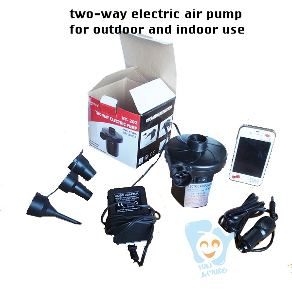 Electric Pump For Inflatable Boat Inflatable Swimming Pool