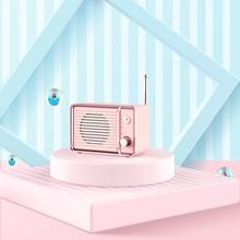 цена Retro Nostalgic Mini Bluetooth Speaker Bluetooth Speaker Heavy Bass 3D Stereo Surround Speakers  SP99