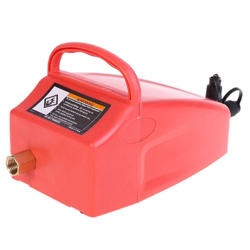 Pneumatic 4 2Cfm Air Operated Vacuum Pump A C Air Conditioning System Tool Auto in Pumps from Home Improvement
