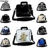 Viviration Neoprene Messenger Tablet PC Bag 10 10 1 10 5 10 8 Inch Universal 12