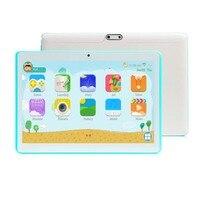 SANNUO Дети Tablet Рождественский подарок 10,1 дюймов 1 + 16 ГБ Android 6,0 детский развлекательный обучения Google игры, подарки для детей