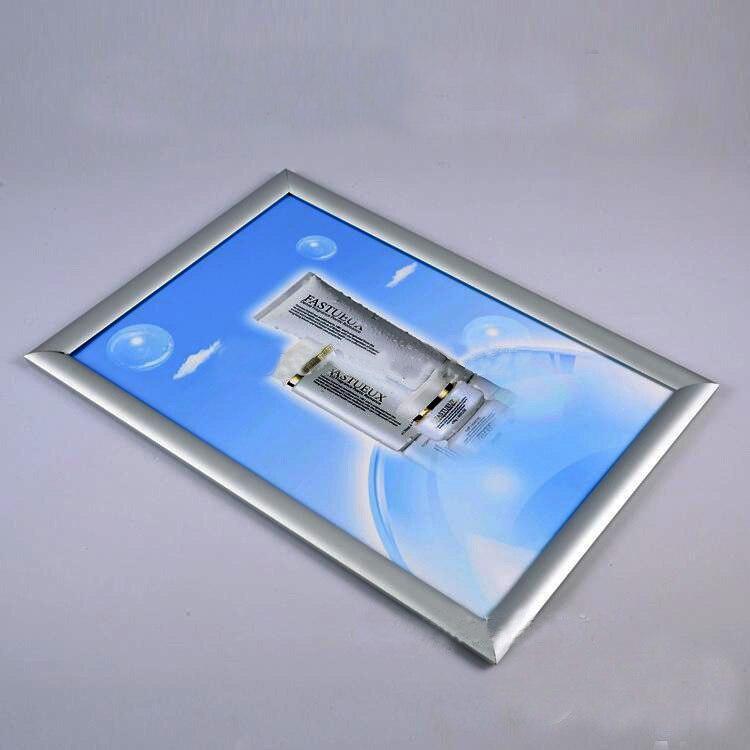 5 einheiten/Lot) A2 Clip Offene Aluminium Poster Halter, Zuschnappen ...