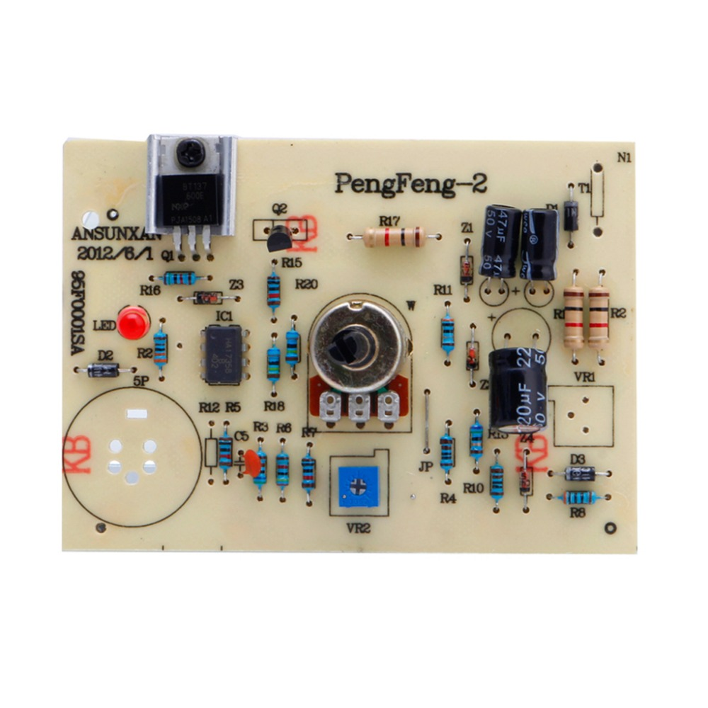 Controller Thermostat Control Board For HAKKO 936 Soldering Iron Station A1321