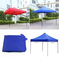 2.9x2.9M Weather Resistant Tent Shade Gazebo Water Resistant Waterproof Canopy Outdoor Oxford Cloth Garden Yard Accessories