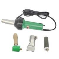 1600W High Power Hot Air Gun PP Plastic Welding Tool