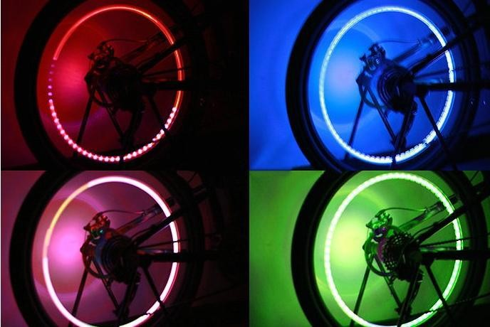 Beautiful Led Verlichting Fietswiel Contemporary - Huis & Interieur ...