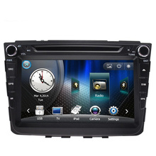 Free Shipping Wince 6.0 New 7 inch Car DVD GPS Navigation System for Hyundai IX25 Bluetooth USB Radio RDS AM FM Free map