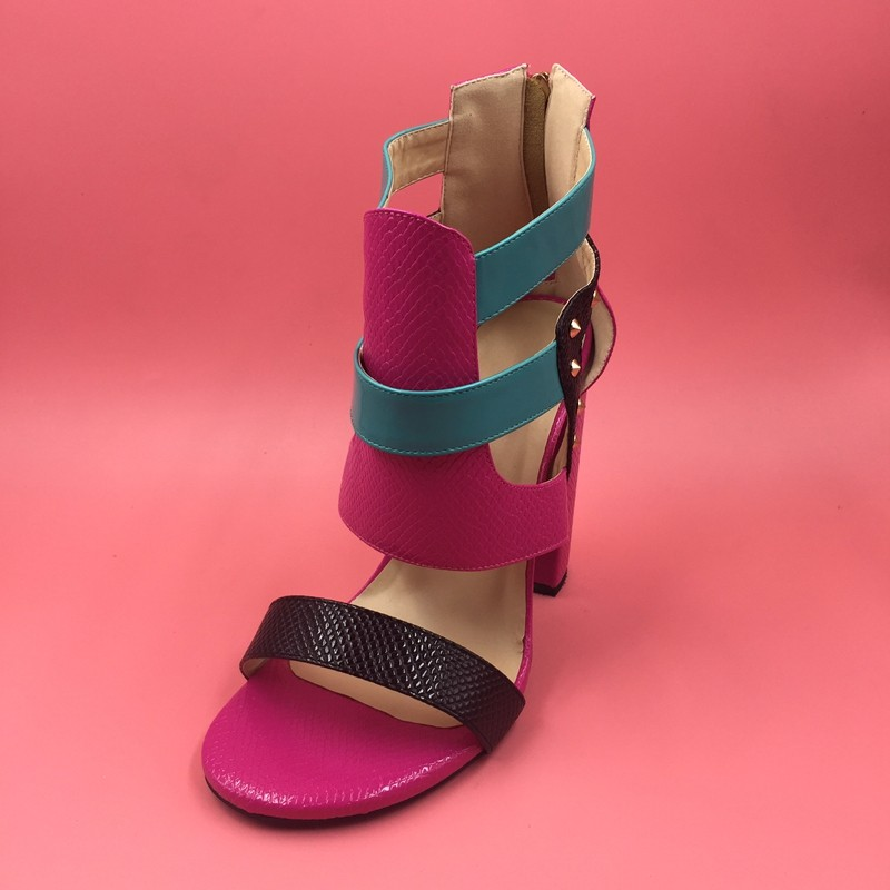 Chaussures Femme TAN Boho Été Vacances Plage Festival Sandales Plates Femmes Taille UK 3-8