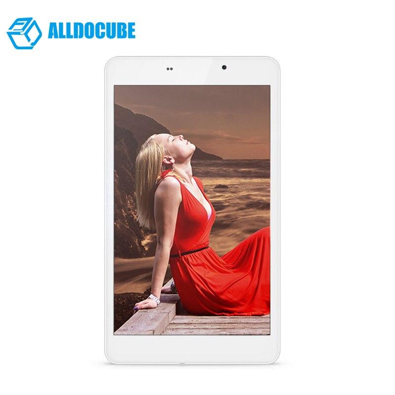 8 pollice Alldocube/Cube t8 ultima 1920*1200 Dual 4g Del Telefono Tablet MTK8783 Octa Core Android 5.1 2 gb di Ram 16 gb di Rom GPS OTG