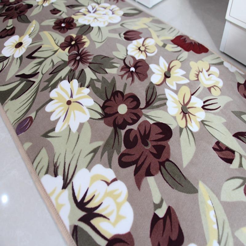 Image 3 - Soft Bath Mat Set Water Absorption Bathroom Carpet Rug Bathroom Mat Home Living Room Kitchen Door Floor Mat for Toilet Non slip-in Bath Mats from Home & Garden