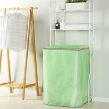 Fashion Oxford cloth washing machine dust cover straight cylinder automatic washing machine cover 67*86*55cm