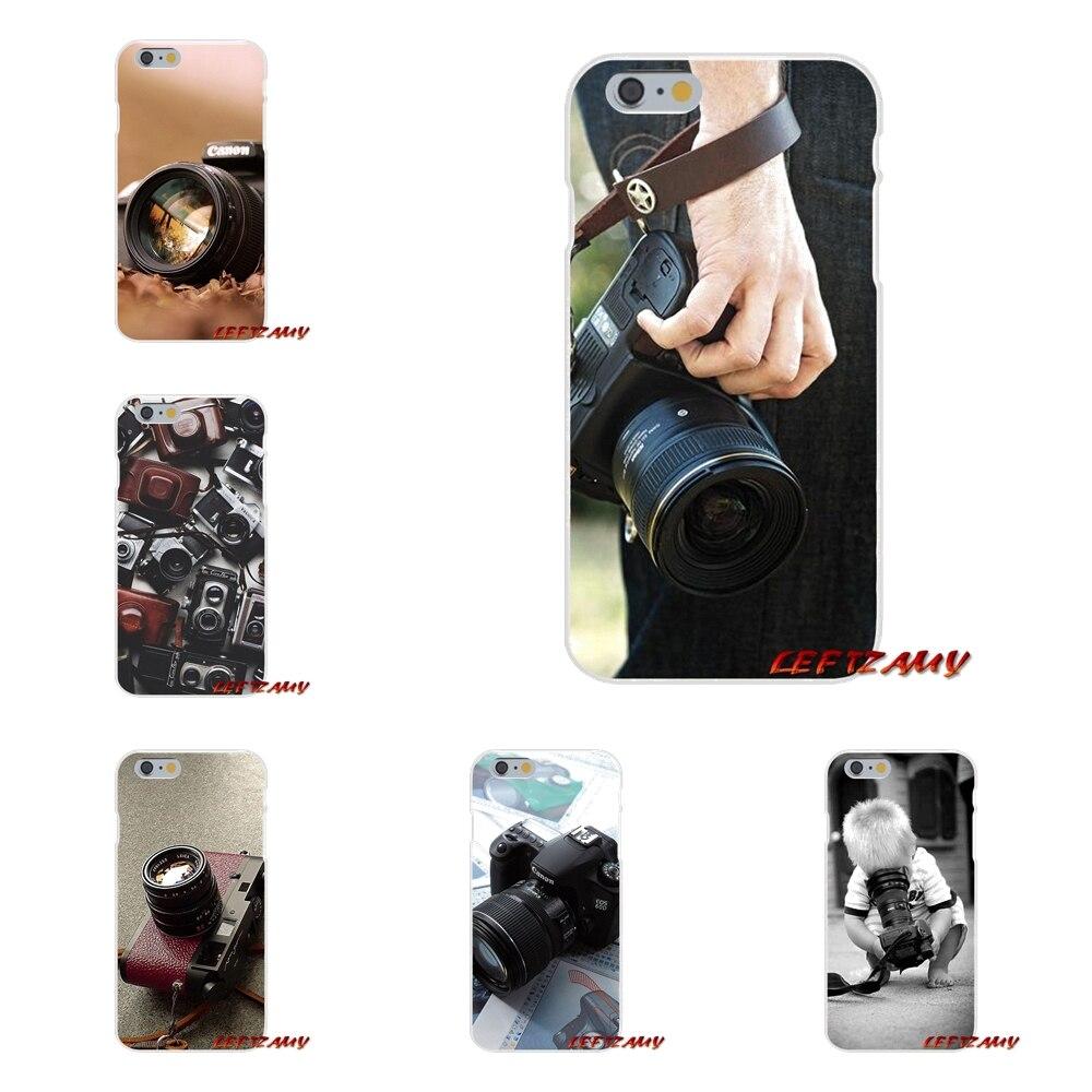 premium selection 9e3a7 b984c Silicone Phone Case Covers Photographer Camera Lens For Xiaomi Mi6 Mi 6 A1  Max Mix 2 5X 6X Redmi Note 5 5A 4X 4A A4 4 3 Plus Pro