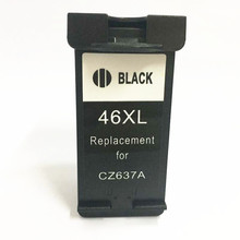 Vilaxh 46 black compatible Ink Cartridge For HP 46xl for hp Deskjet 2020hc 2520hc Printer