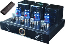 Meixing NEW MC368-B Vacuum Tube integrated Amplifier  KT88*4 Class AB1 push-pull power Amplifier 35W*2(TR)/50W*2(UL) 110V/220V