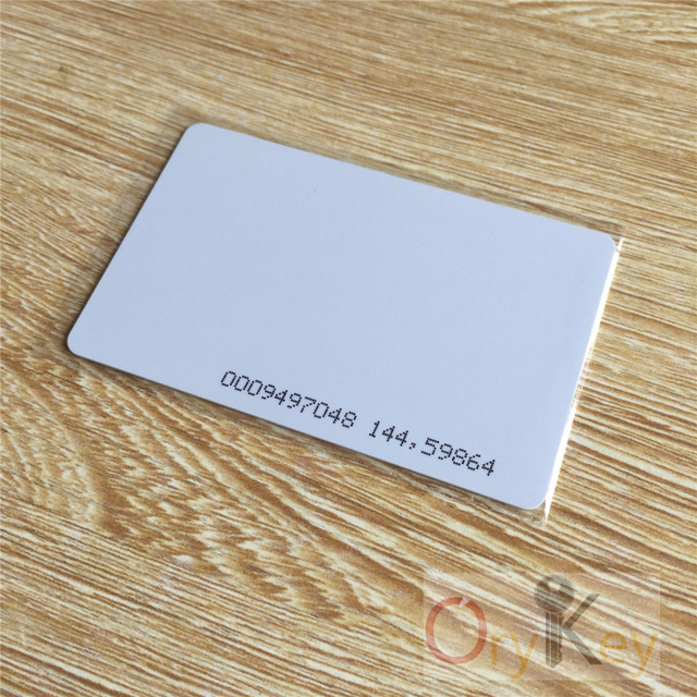 200pcs 125khz keycards proximity prox card works with prox 1326 1386 200pcs 125khz keycards proximity prox card works with prox 1326 1386 26 bit h10301 reheart Images