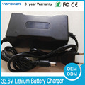 AC 100-240V 33.6V 2A 2.5A 3A 3.5A 4A 4.5A Smart Lithium Ion Lipo Battery Charger