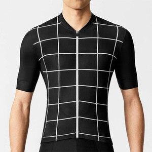 Image 4 - La Passione Maillot de ciclismo para hombre, camiseta de manga corta, ropa de ciclismo de montaña