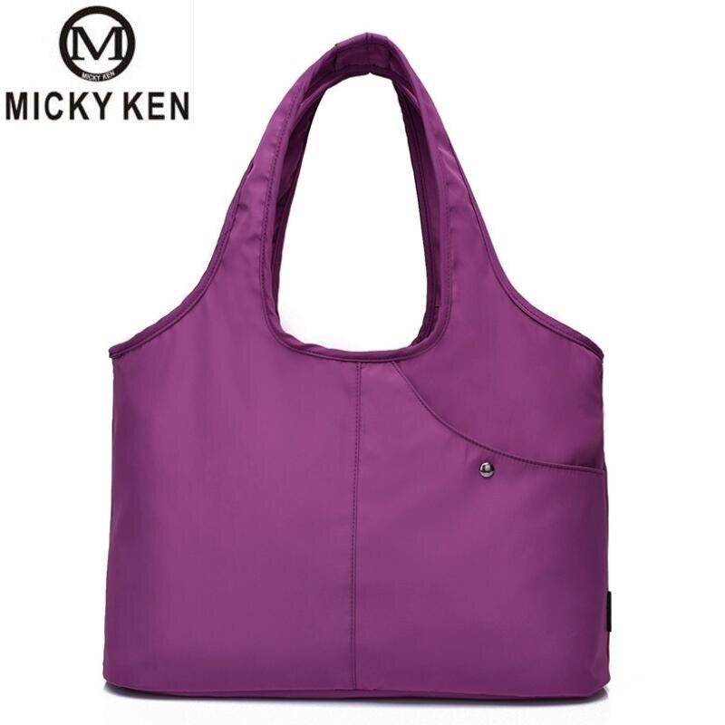 Oxford mujer gran capacidad mujeres bolso de hombro señoras bolsas de compras bolsas de Nylon bolsas de mano adecuado para paraguas bolsa femenina