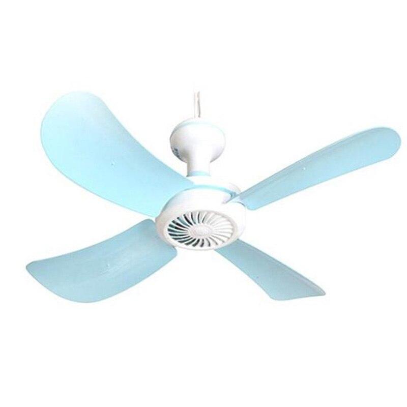 220 v ventilateur de plafond filets appareils ménagers dortoir mini ventilateur électrique D105